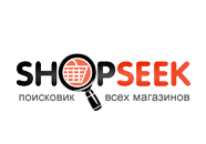 Логотип для каталога магазинов России «SHOPSEEK». Автор: di56.ru - дизайнер Дмитрий Ковалёв