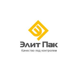 Логотип для российской производственной компании ООО «Элит Пак». Автор: di56.ru - дизайнер Дмитрий Ковалёв