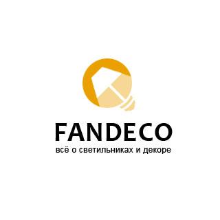 Логотип для портала Fandeсo (Все о светильниках и декоре). Автор: di56.ru - дизайнер Дмитрий Ковалёв